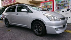 $3000 '06 TOYOTA WISH 500 SERIES 3 ROWS 7 SEATER WITH NEW JCI AND 1 YR WARRANTY!! in Okinawa, Japan