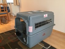 "Petmate Sky Kennel with Vaulted Door 40""/ Dog air carrier in Baumholder, GE"