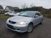 2005 HONDA CIVIC COUPE *84000 MILS ONLY *BEST CONDTION*NEW INSPECTION in Spangdahlem, Germany