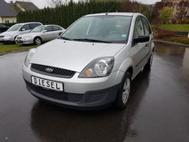 2006 FORD FIESTA  turbo diesel*5 DOOR *NEW INSP*BEST CONDTION in Ramstein, Germany