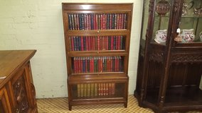 Barristers Bookcase Free Delivery Others Available in Lakenheath, UK