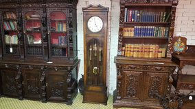 Oak Grandfather Clock others available free delivery in Lakenheath, UK
