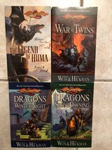 Dragonlance Books (D&D) in Ramstein, Germany