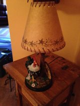 rooster lamp in DeKalb, Illinois