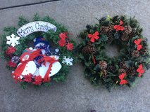FREE Christmas wreaths in Macon, Georgia