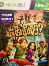 Kinect Adventures in Cherry Point, North Carolina