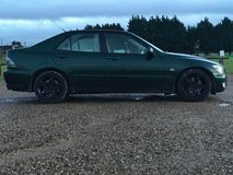 2003 Lexus IS300 Sport Automatic in Lakenheath, UK