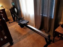 Concept 2 Rower Machine PM5 Model D in Fort Belvoir, Virginia