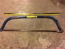 Stanley 30 inch Bow Saw w/Replacement Blade in Fort Leonard Wood, Missouri