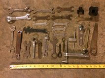 Vintage & Recent Stamped Steel Wrenches in Fort Leonard Wood, Missouri