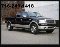 Very Nice 07 Ford F-150 Crew Cab Lariat Pick up Leather 4 door in Bowling Green, Kentucky