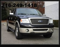 Super Clean 2007 Ford F-150 Crew Cab Lariat Pick up Leather 4 door in Bowling Green, Kentucky