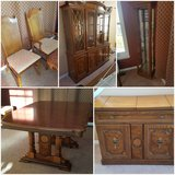Complete Dining Room Set-Needs to go!!! in Algonquin, Illinois