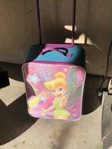 Tinker bell suitcase in 29 Palms, California