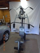 Weight machine Home gym, Marcy brand, excellent shape. in Wilmington, North Carolina