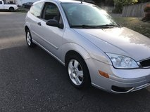Ford focus in Fort Lewis, Washington