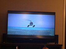 """Mitsubishi 65"""" DLP HD TV in Fort Campbell, Kentucky"""
