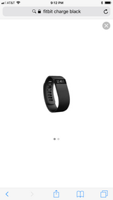 New! Fitbit Charge small in Wheaton, Illinois