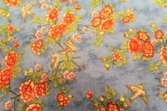 "Fabric 44"" x 18"" (1/2 yd) Mini Cordellia April Cornell Moda  Rustic Country Blue in Kingwood, Texas"