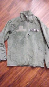 AF Fleece - Size Small - Like New! in Travis AFB, California