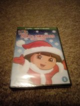 Dora christmas brand new dvd boxset £3 over 3hours in Lakenheath, UK