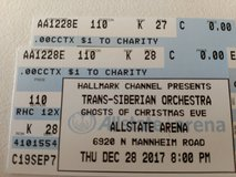 Chicago 2 Trans-Siberian Orchestra tickets in Naperville, Illinois