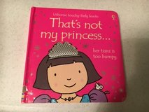 That's not my Princess book in Wheaton, Illinois