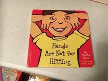 Hands are not for Hitting book in Wheaton, Illinois
