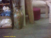 Very tall and heavy floor vase in 29 Palms, California