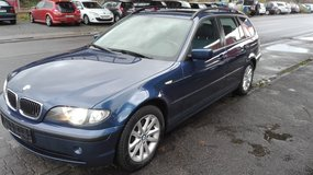 2005 BMW 320 diesel. Wagon, automatic in Ramstein, Germany