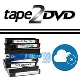 VHS to DVD conversion service in Lakenheath, UK