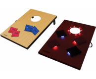 Triumph Lighted cornhole bean bag toss game in Elizabethtown, Kentucky