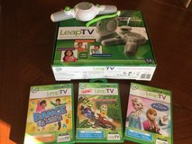 Leap TV (game system w games) in Wheaton, Illinois
