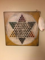 WOOD CHINESE CHECKERS BOARD in Naperville, Illinois