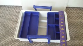 Never Used!  Vintage Tupperware Tuppercraft Sewing Box or Craft Storage in Westmont, Illinois