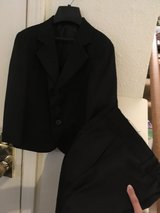 4T Black Two Piece Suit in Travis AFB, California