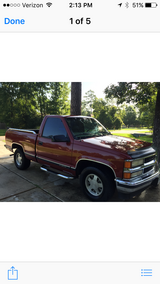 1998 chevy pickup in Kingwood, Texas