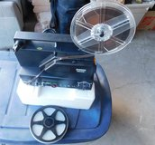 MOVIE PROJECTOR SOUND 8/SPR8 WITH MOVIE TRANSFER KIT in Fort Bliss, Texas