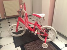 Girls bicycle in Baumholder, GE