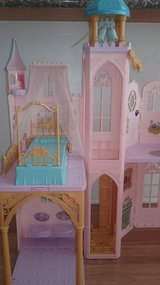Barbie Castle in Cherry Point, North Carolina