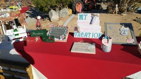 Wood Crafts in 29 Palms, California