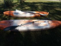 Mainstream twister kayaks in Conroe, Texas