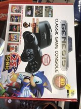 Sega Genesis Classic Game Console in Las Cruces, New Mexico