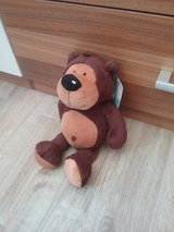 NEW plush bear with tag in Ramstein, Germany