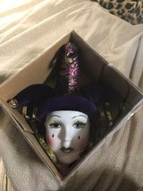 "9"" Jester Doll Head in Kingwood, Texas"