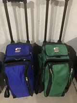 Stampede bowling roller bags in Naperville, Illinois