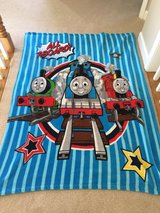 "Thomas the Train ""All Aboard"" blanket in Lockport, Illinois"
