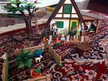 Playmobil Forest Lodge in Aurora, Illinois