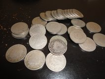 roll V nickel $2 face 40 coins circulated in Fort Campbell, Kentucky