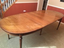 Dining Room Table and 6 Chairs in Orland Park, Illinois